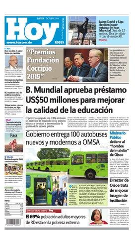 75432e0f1c4 www.hoy.com.do El País Dice modelo de salud tiene que cambiar