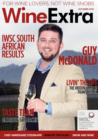 Wine extra october 2015 by wine extra magazine issuu for wine lovers not wine snobs wineextra october 2015 altavistaventures Images