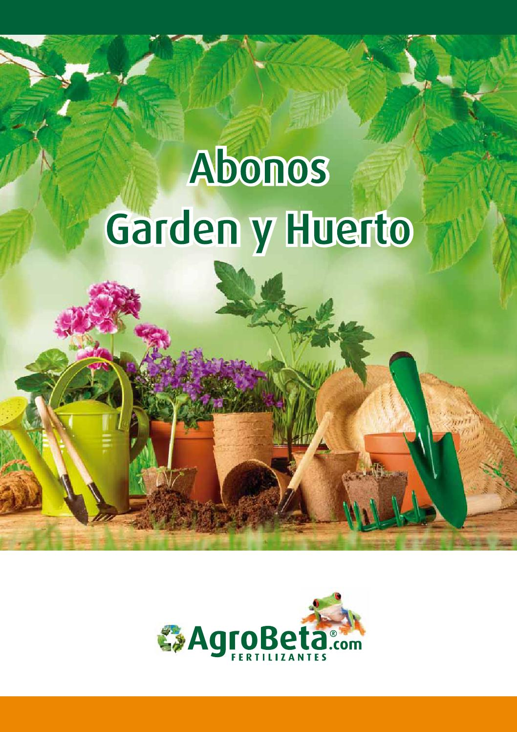 Catalogo jardin 2015 by jos manuel d az issuu for Cofac catalogo jardin 2015