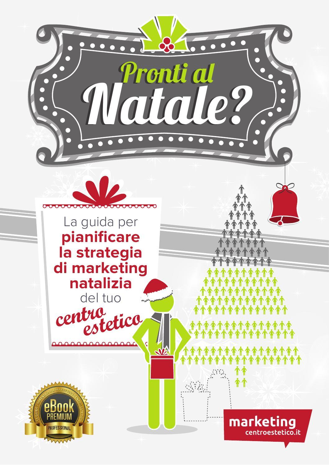 Famoso Strategie di Marketing di Natale per il Centro Estetico by  GY13
