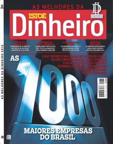 b249c864fa Melhores da Dinheiro 2015 by Editora 3 - issuu
