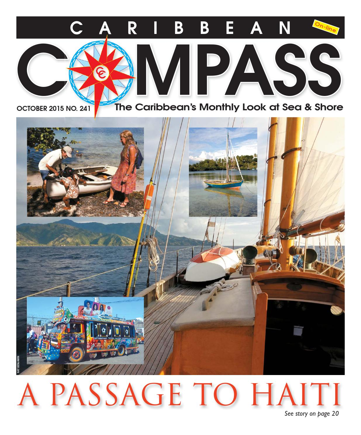 Caribbean compass yachting magazine october 2015 by compass caribbean compass yachting magazine october 2015 by compass publishing issuu fandeluxe Choice Image