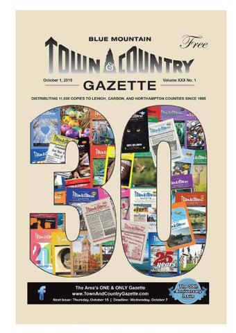 Town U0026 Country Gazette October 1 By Innovative Designs U0026 Publishing ...