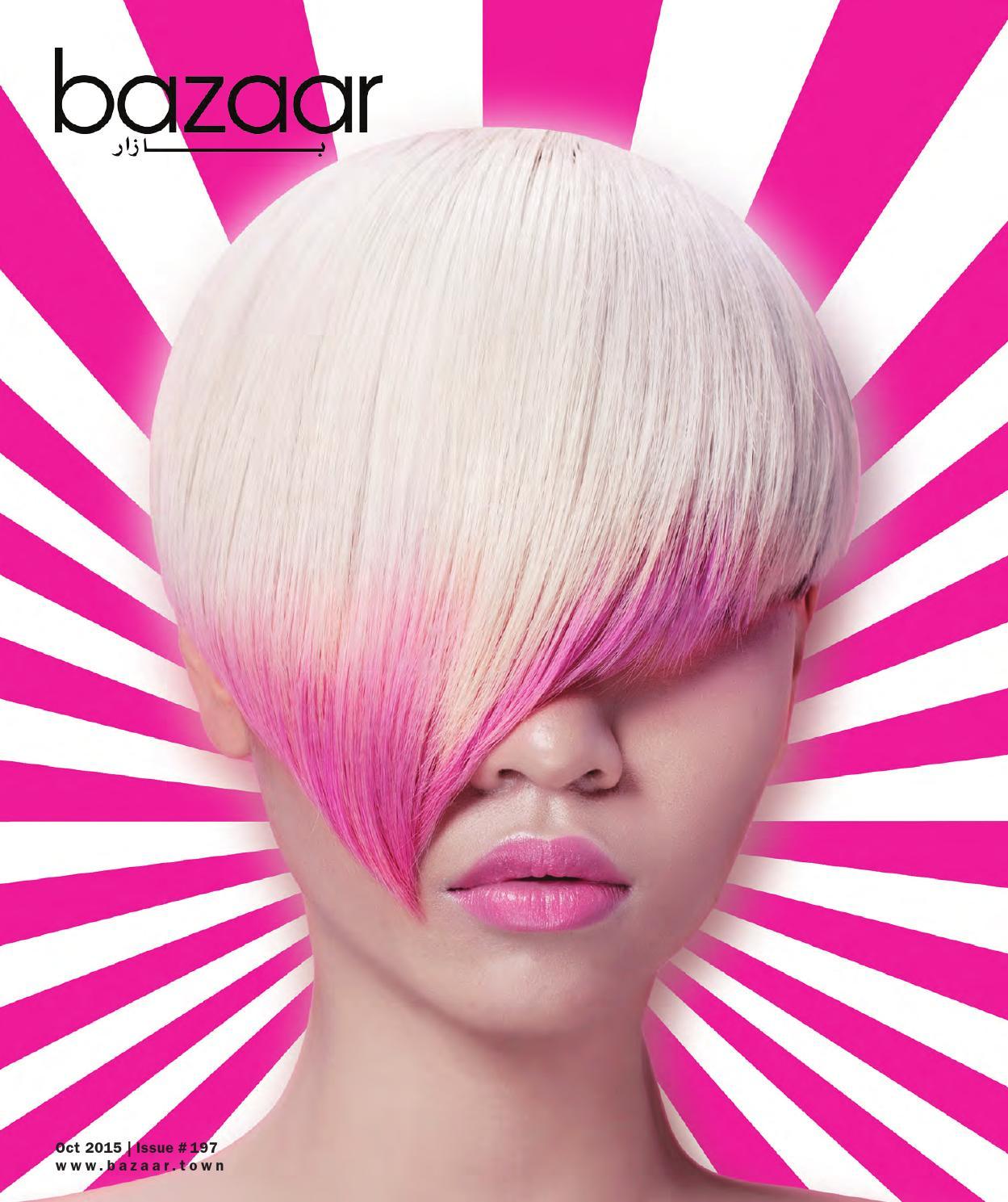 premium selection huge selection of best price bazaar October 2015 by bazaar magazine - issuu
