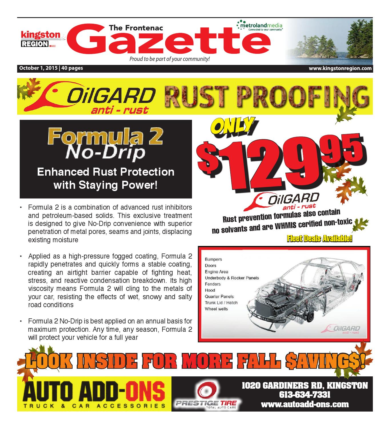 Trailer Light Wiring Harness 4 Flat 35ft To Redo Lights Frontenac100115 By Metroland East Frontenac Gazette Issuu