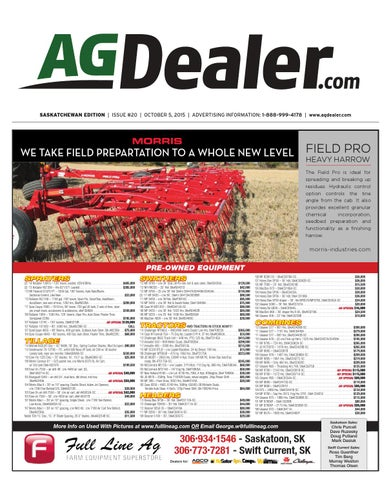 52015 Farm By Deal SaskatchewanOctober Business Wheelamp; 54AqcjSR3L