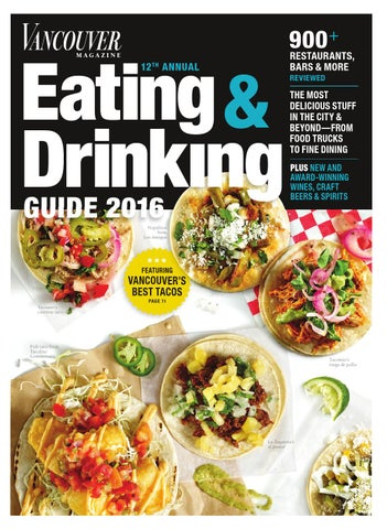 detailed look 181b5 e99f3 Eating and Drinking Guide 2016 by NextHome - issuu