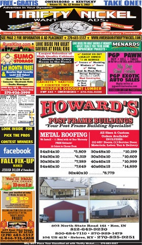 10 1 15 by CarCents American Classifieds - issuu