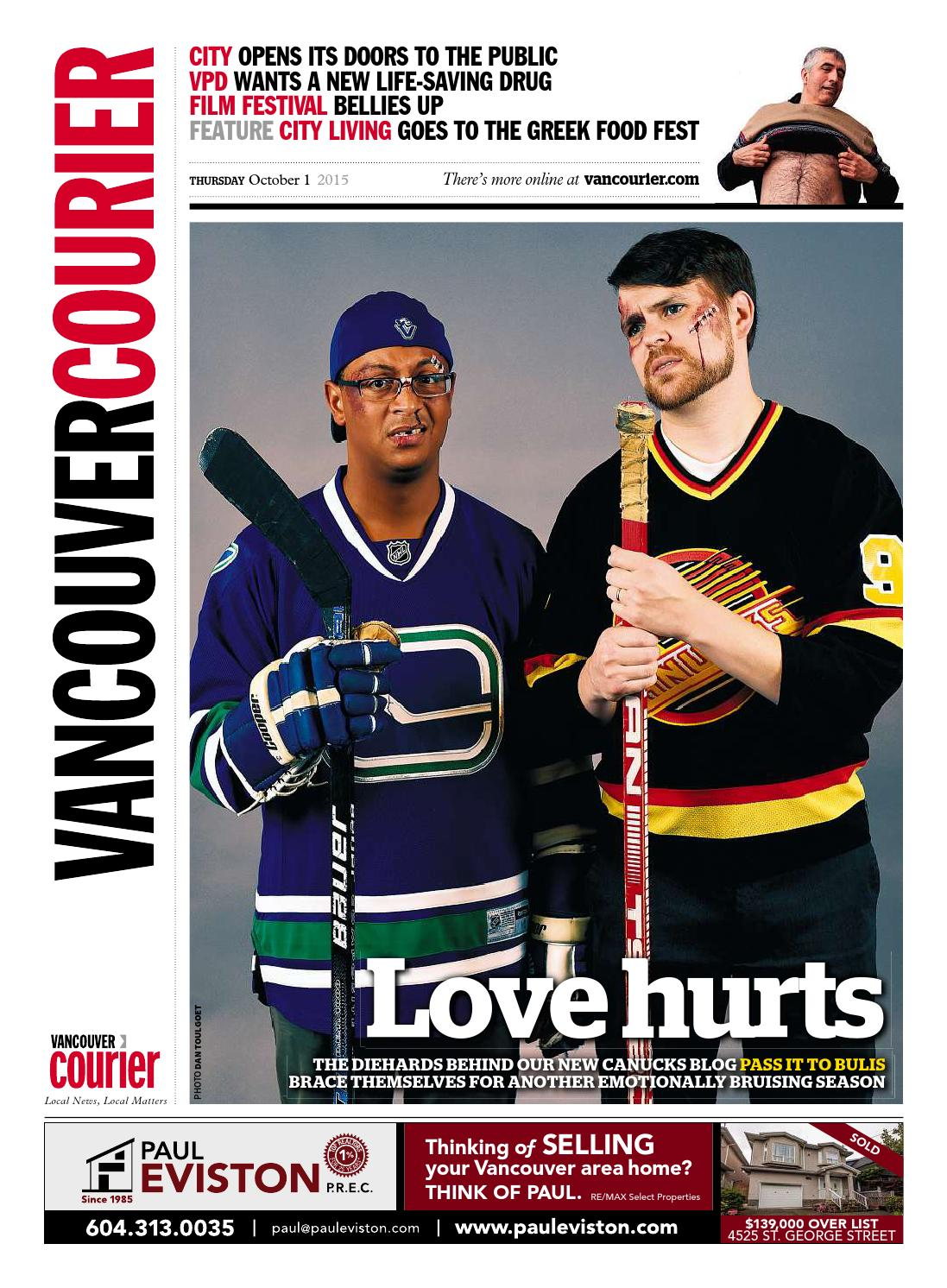 Vancouver Courier October 1 2015 by Vancouver Courier - issuu 1ab3cd157