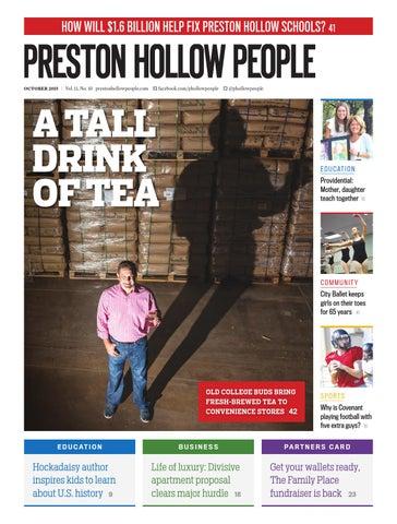 Preston hollow millionaires dating