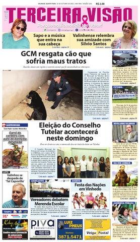 26e8f1882 E1181 de 01 10 2015 by Jornal Terceira Visão - issuu