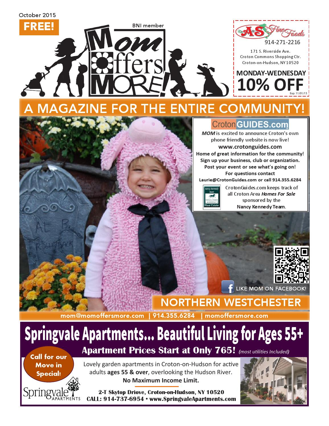 Mom Offers More October 2015 Issue by Laurie Weisz - issuu