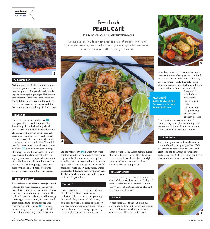 October 2015 by Sauce Magazine - issuu