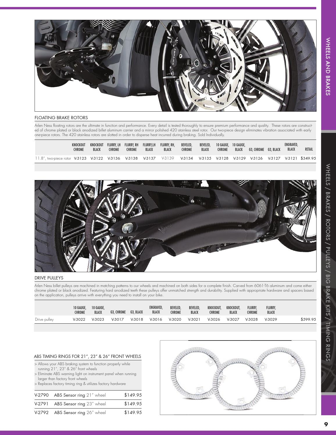 Arlen Ness 2015 Parts & Accessories For Victory by Arlen Ness - issuu