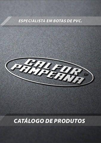 118d028590 Catálogo de produtos calfor pampeana by Italbotas Ind. Com. Imp. e ...