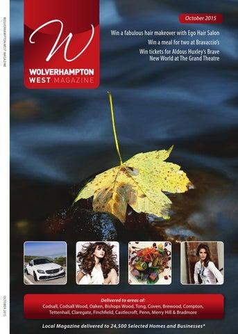 4fb1db172 Wolverhampton West Magazine - October 2015 by Jonathon - issuu
