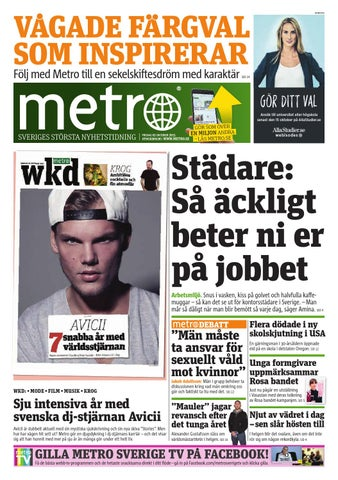 half off 3266a bdf39 20151002 se stockholm by Metro Sweden - issuu