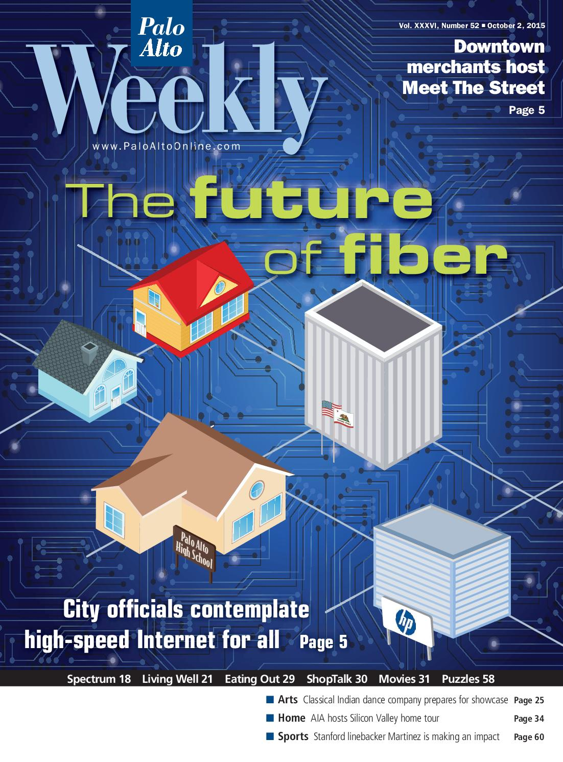 Palo Alto Weekly October 2, 2015 by Palo Alto Weekly - issuu