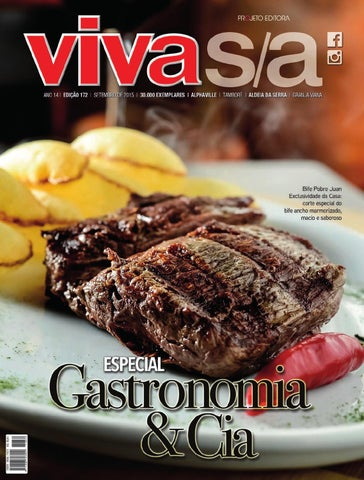 172 Revista Viva Sa Setembro 2015 By Revista Viva Sa