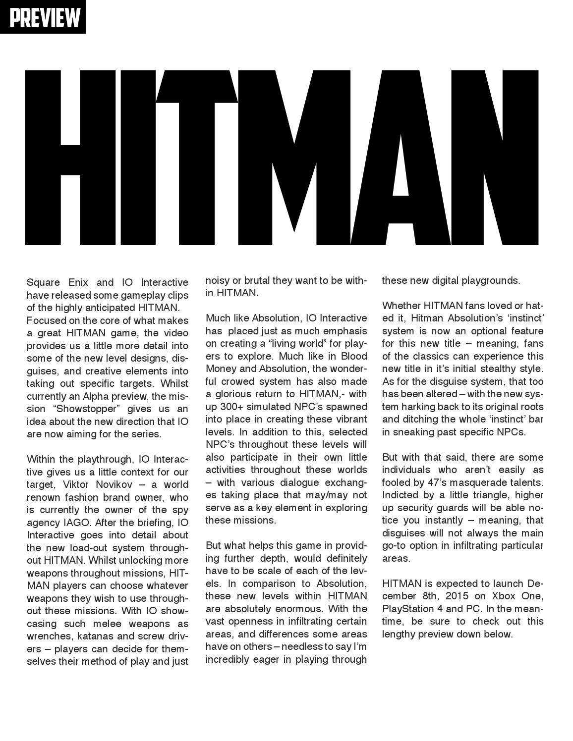 October Magazine by Gametraders - Publishing - issuu