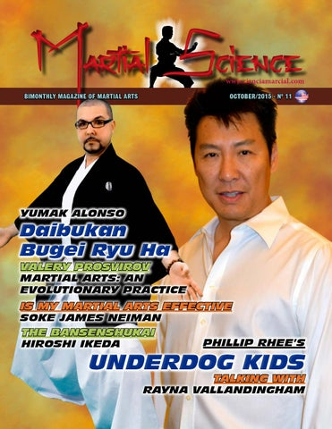 Martial science magazine 5 by Martial Science Magazine - issuu
