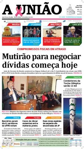 Jornal A União - 02 10 2015 by Jornal A União - issuu 1ae33070d10b2