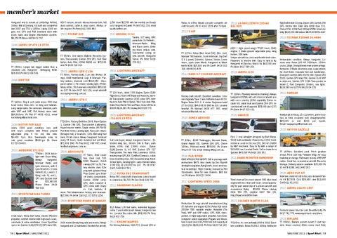 Sport Pilot 01 Jun 2011 by Recreational Aviation Australia