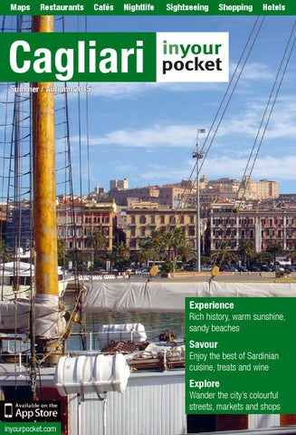 Cagliari In Your Pocket by In Your Pocket - issuu fd6c36f0d73