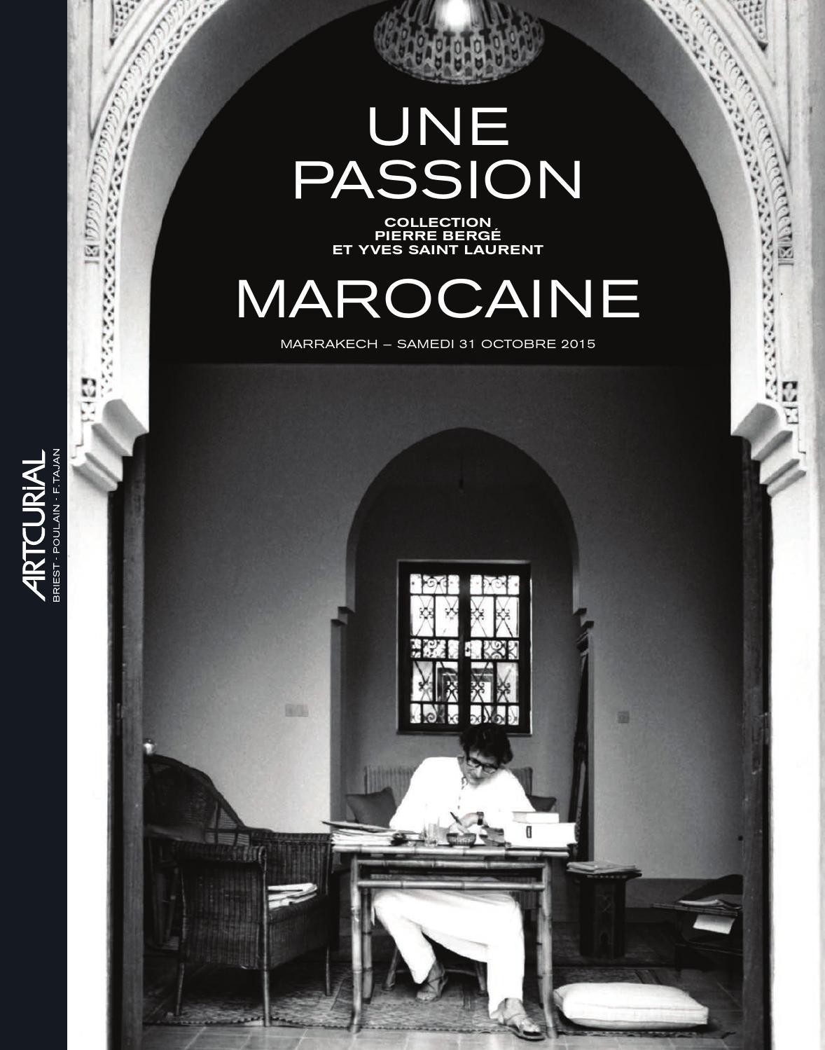 Une passion marocaine : Collection Pierre Bergé et Yves ...
