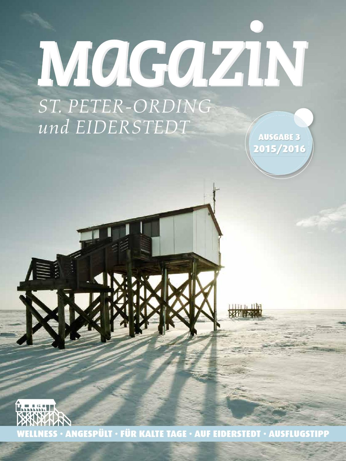 magazin 03 2015 by tourismus zentrale st peter ording issuu. Black Bedroom Furniture Sets. Home Design Ideas