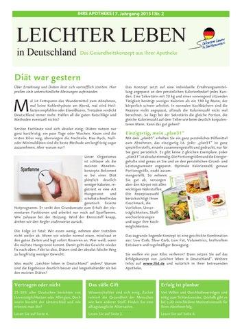 Leichter Leben Kundenzeitung 22015 By Leichter Leben