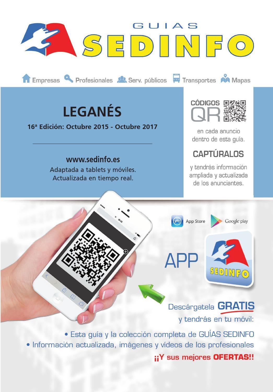 Gu a legan s by sedinfo issuu - Carpinteria leganes ...