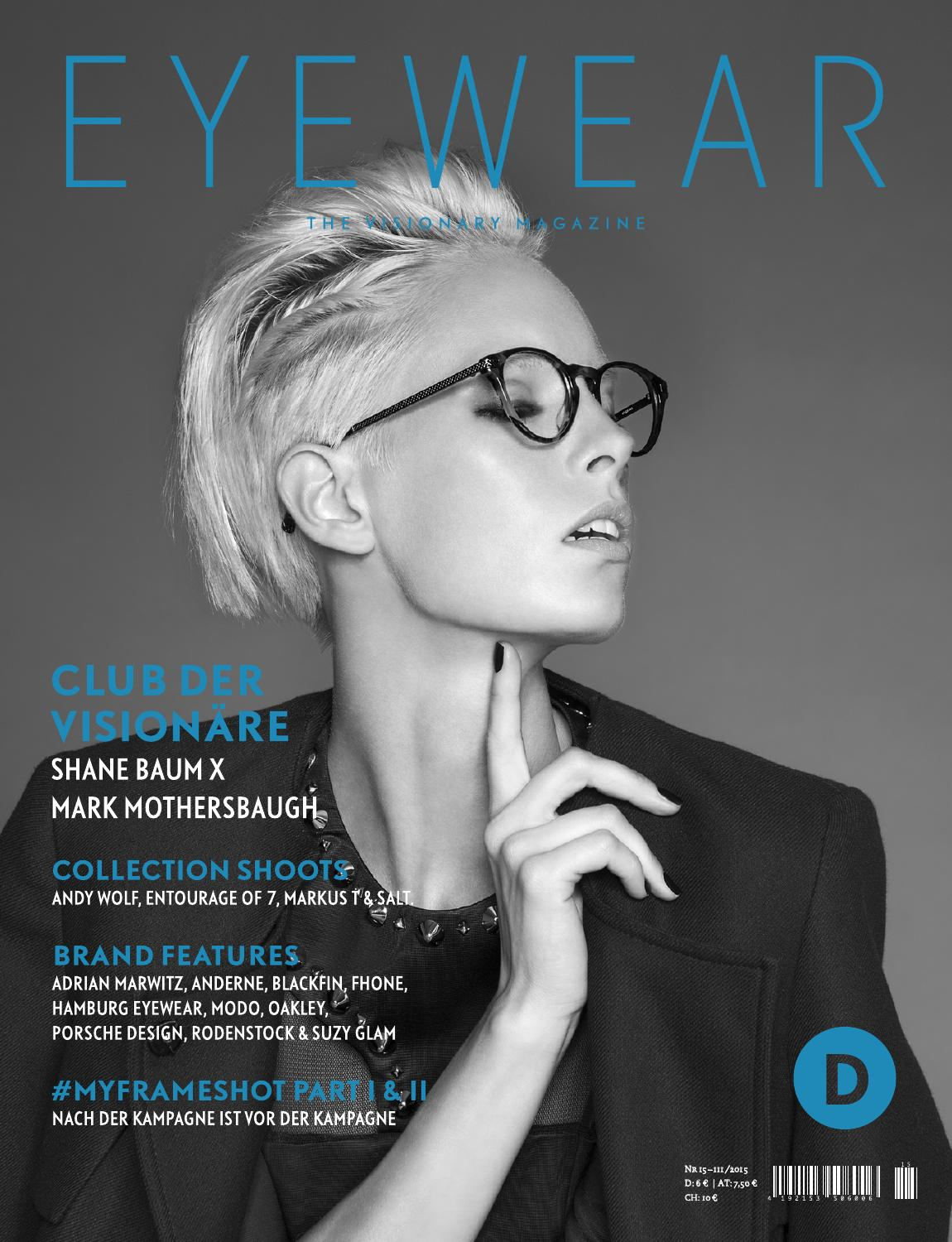 625693be1ca Eyewear Issue 15 by Monday Publishing GmbH - issuu