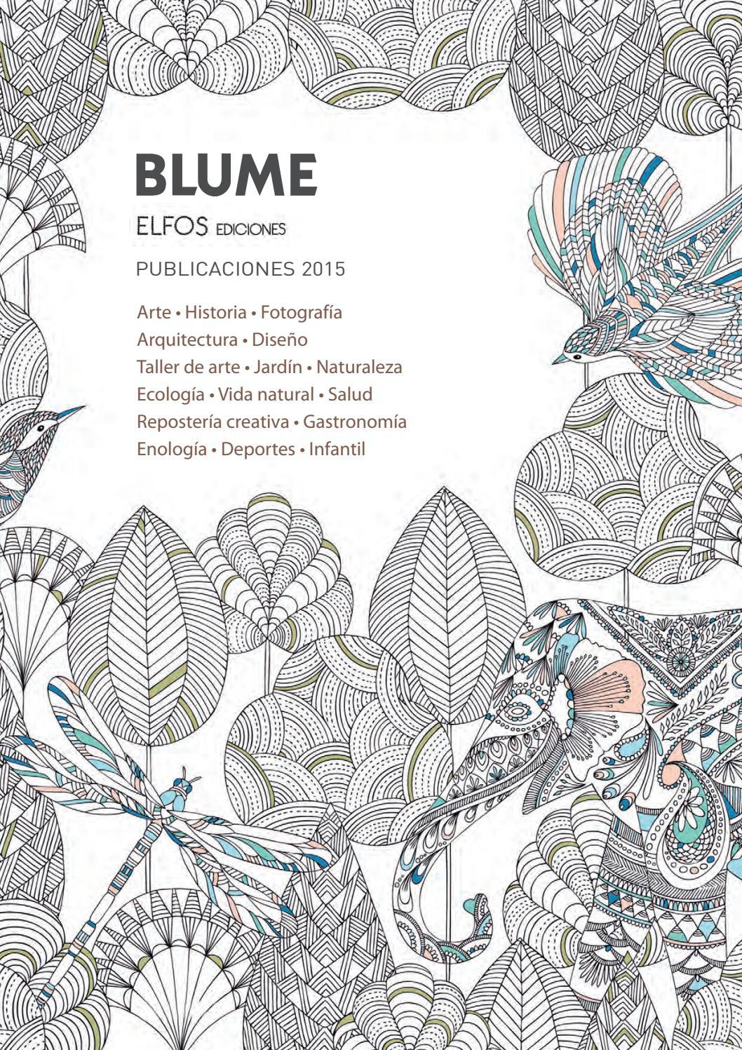 BLUME elfos ediciones by Editorial Blume - issuu