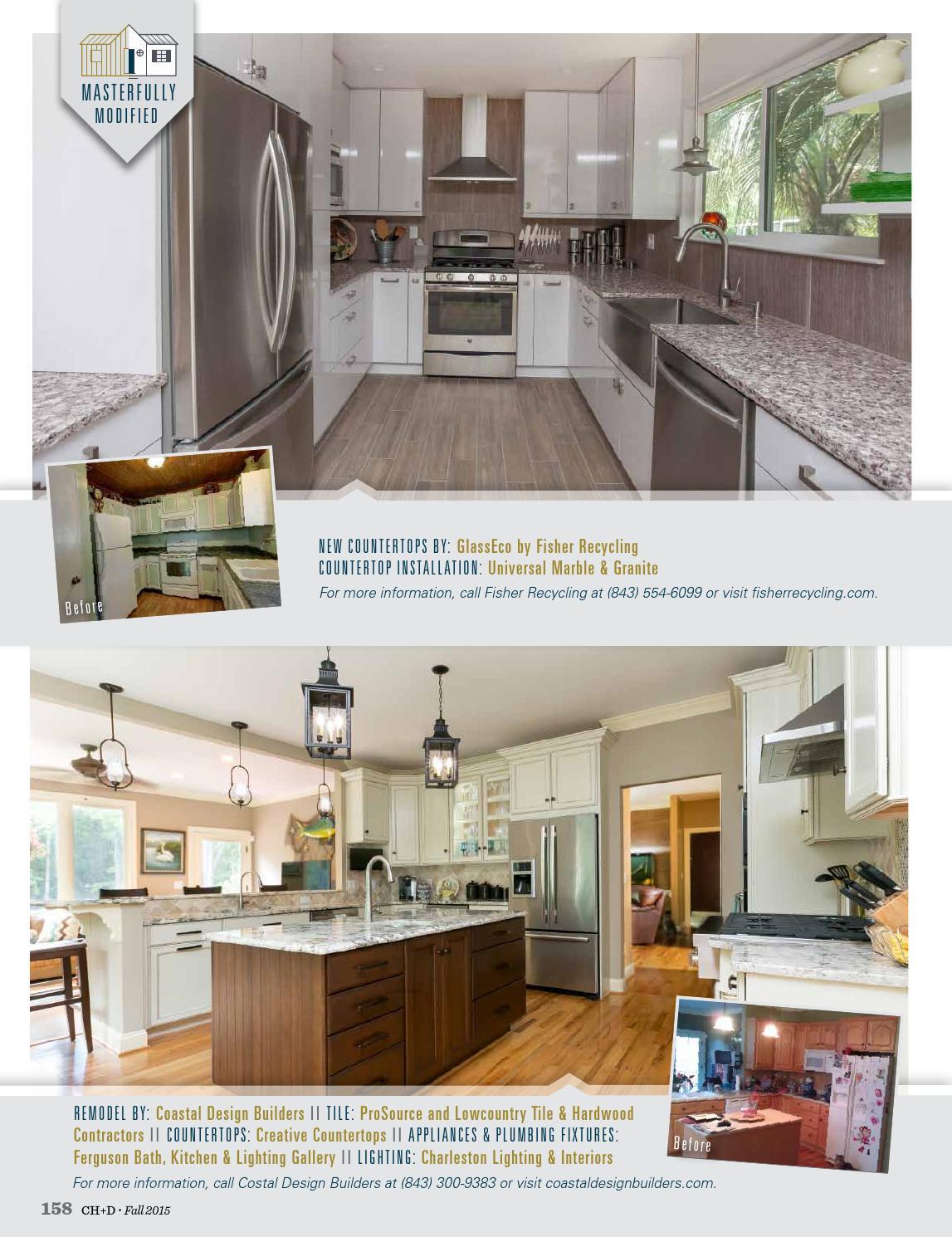 Charleston Home Design Magazine Fall 2015 By Charleston Home Design Magazine Issuu