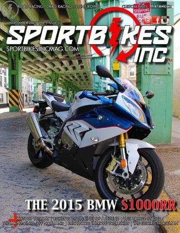 SportBikes Inc Magazine September 2015
