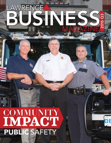 Lawrence Business Magazine 2015 Q3 by Lawrence Business