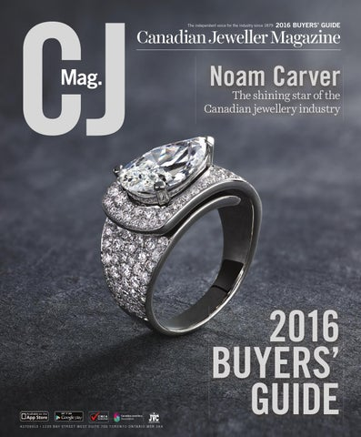 55dc94f84f08 CJ 2016 Buyers  Guide by Canadian Jeweller Magazine - issuu