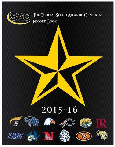 44dd0d87f544a3 Final sac record book 2015 16 web by The SAC - issuu