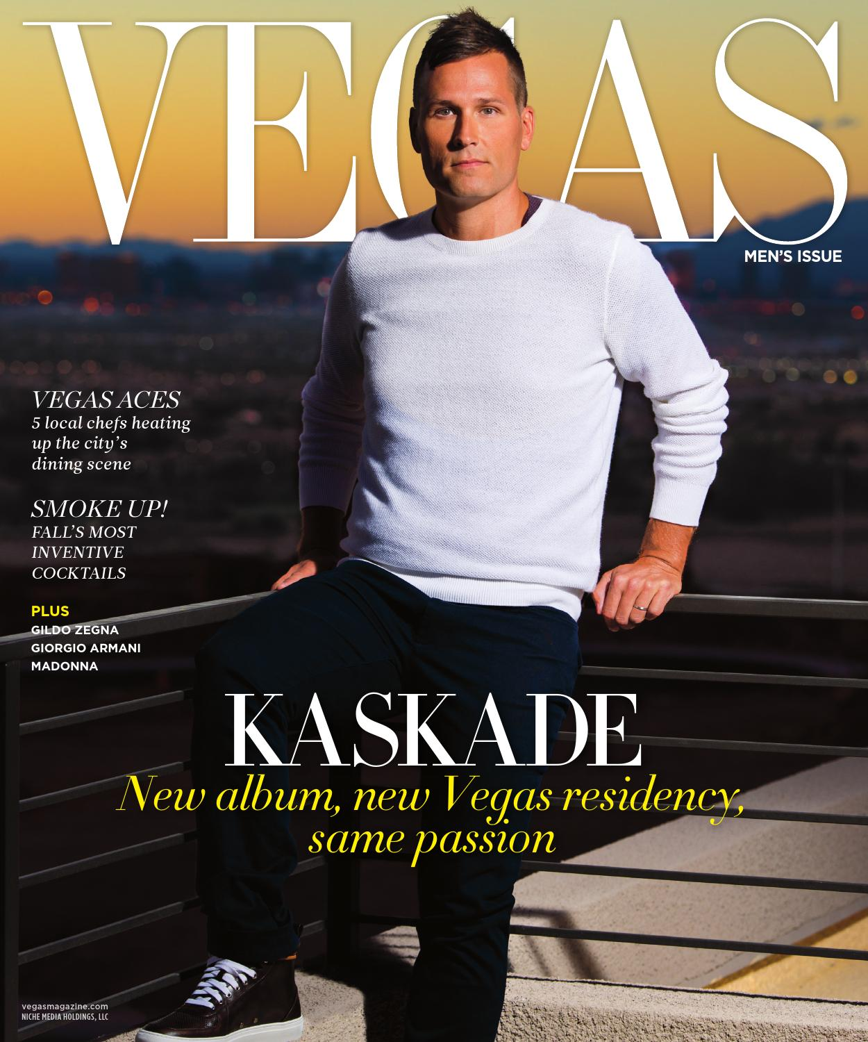 4a80e5776d39 Vegas - 2015 - Issue 6 - October - Kaskade by Niche Media Holdings ...