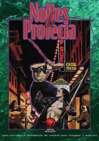 0087820d6 Vampiro a máscara noite de profecias by Thiago Fernandes da Silva ...