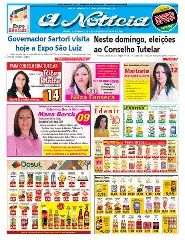 Edição de 3 e 4 de outubro de 2015 by Jornal A Notícia - issuu b558a0d47d