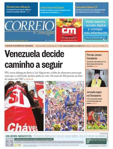 Correio da Venezuela 235 by Correio da Venezuela - issuu 25450f026a432
