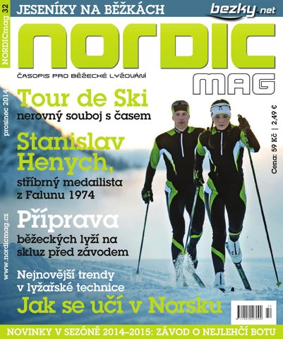 NORDIC 32 - prosinec-leden 2014 2015 by SLIM media s.r.o. - issuu d9bd4dc592