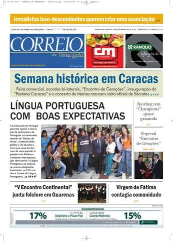 Correio da Venezuela 257 by Correio da Venezuela - issuu
