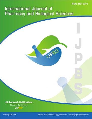 Vol 3 Issue 1 2013 Part 2 By Jaypalreddy G Issuu