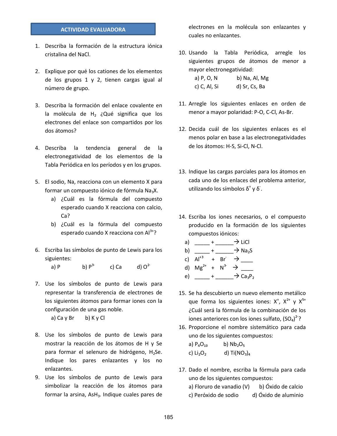 CIENCIAS NATURALES_10 by Arnoldo Romero - issuu