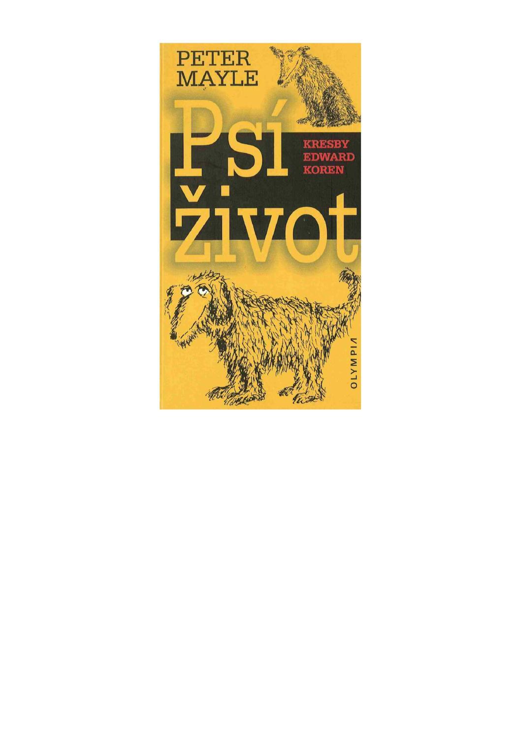 Psi Zivot By Jiri Hrdy Issuu