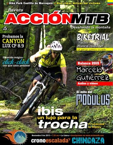 aae95d2836 Catalogo Bicicletas Mammoth 2015 by Mundo Mammoth Bicicletas - issuu