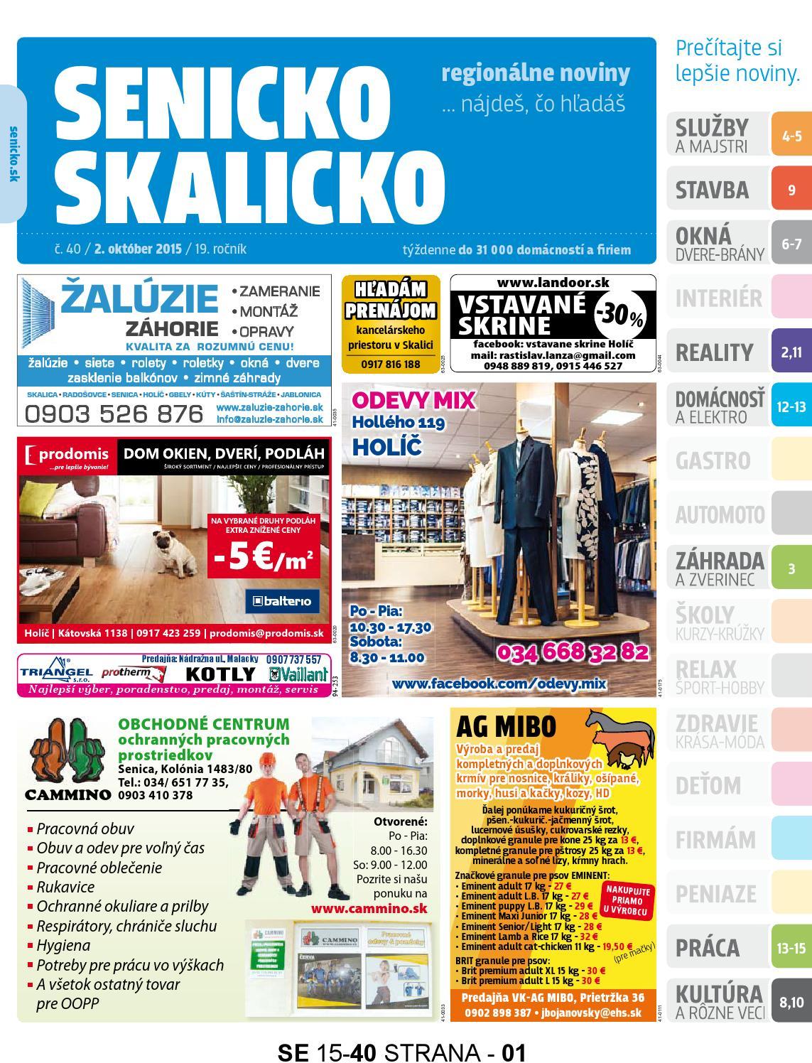 33d34fac7 Senicko-Skalicko 15-40 by skalicko skalicko - issuu